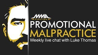 Live Chat: UFC 211 Recap, Bellator 179 Preview, Georges St-Pierre's Next Fight
