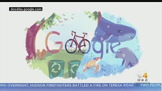 Massachusetts Student Featured In National Google Doodle Competition