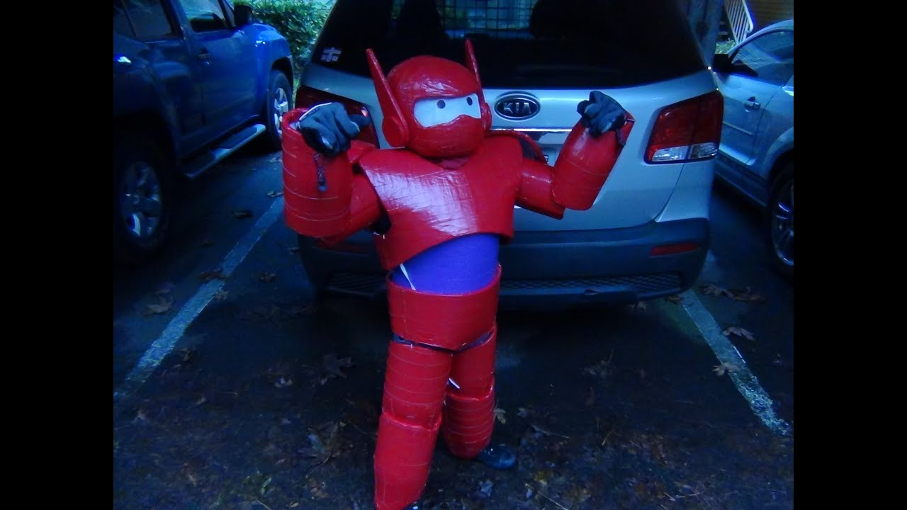 Big Hero 6 Baymax Costume
