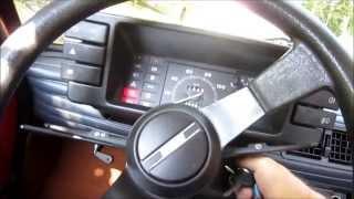 Fiat 126P w Ameryce. Dzień drugi. Prędkość maksymalna i spalanie.
