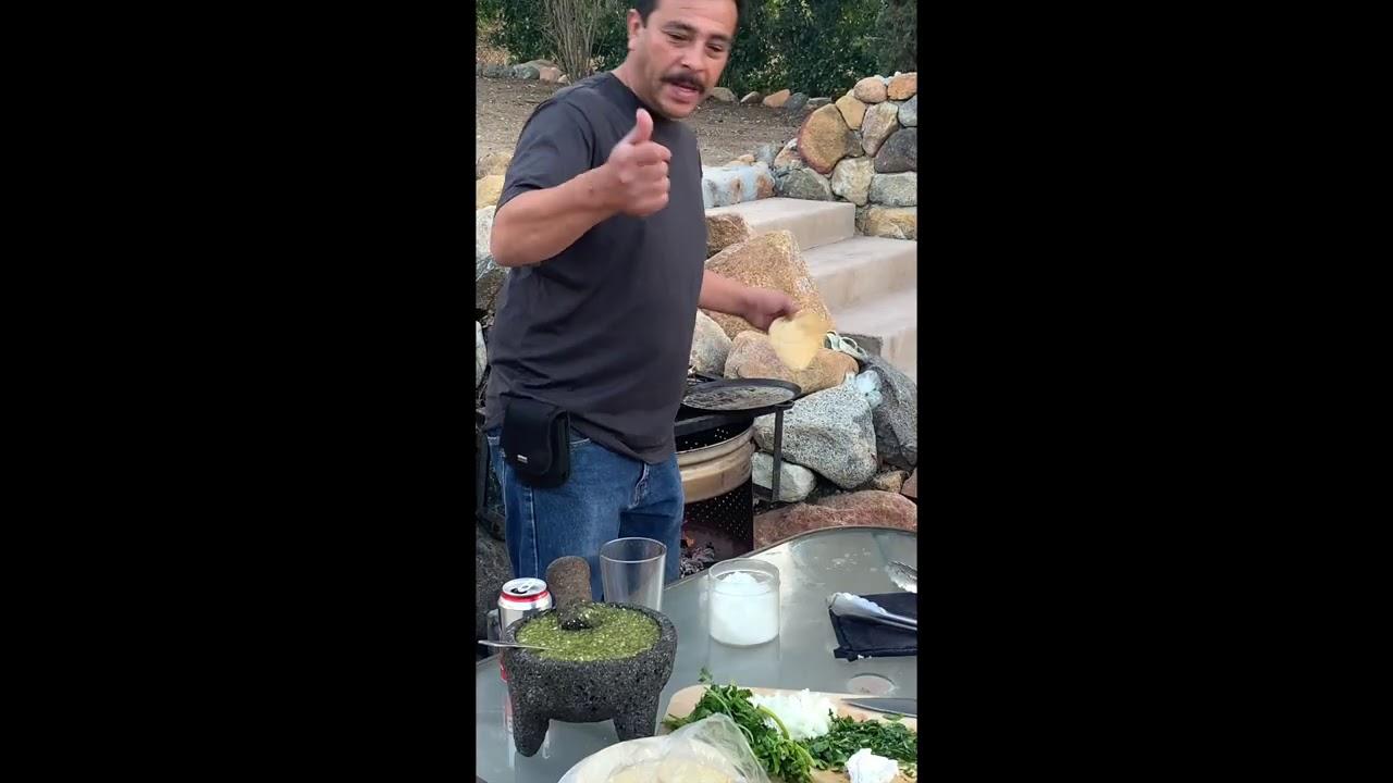 Se Me Antojaron Unos Tacos De Lengua Estilo Severiano