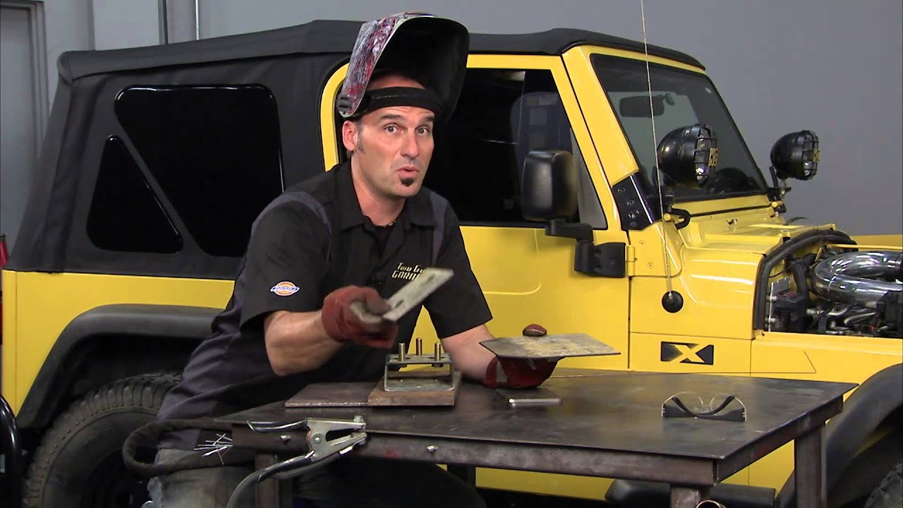 Jeep Oversize Spare Tire Mount Youtube