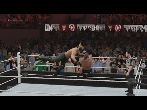 wwe 17 how to get 3rd finisher