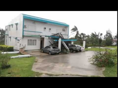 Saipan Still Suffering From Major Disaster