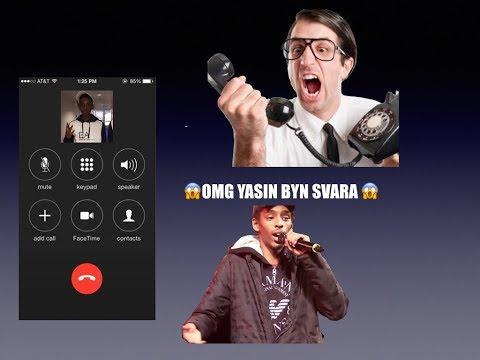 jag ringer yasin byn och frågar... ( jidder )