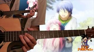 「Ichiban no Takaramono」- Angel Beats!【+TABS】by Fefe!