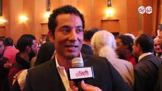 أخبار اليوم | عمرو سعد : سعيد بتكريمي بالمهرجان القومي للسينما المصرية