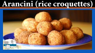 Arancini (little Oranges) - White Trash Cooking