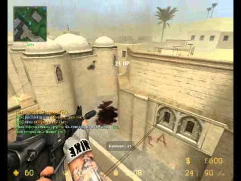 видео: counter - strike source css v34 как запрыгнуть на текстуры de_dust2 без помощи!