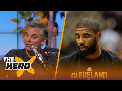 Kyrie Irving is a NBA superstar but he's viewed as needy  | THE HERD