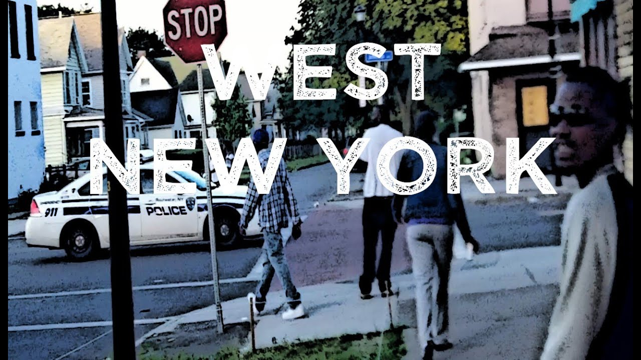 TheRealStreetz of West New York pt1 (Buffalo 2 Rochester ...