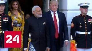 Нарендра Моди хочет сделать Индию подобной Штатам