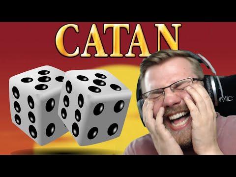 Catan: Das Spiel mit Würfelglück