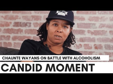"Chaunte Wayans On Battle With Alcoholism: ""Family Wanted To Get Me Into Rehab.."""