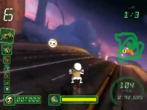 Free Download Crazy Frog Racer 1 Full Version - Ronan Elektron