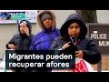 Migrantes pueden recuperar afores - Migrantes - Denise Maerker 10 en punto
