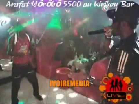 DJ ARAFAT 5500 VOLTS