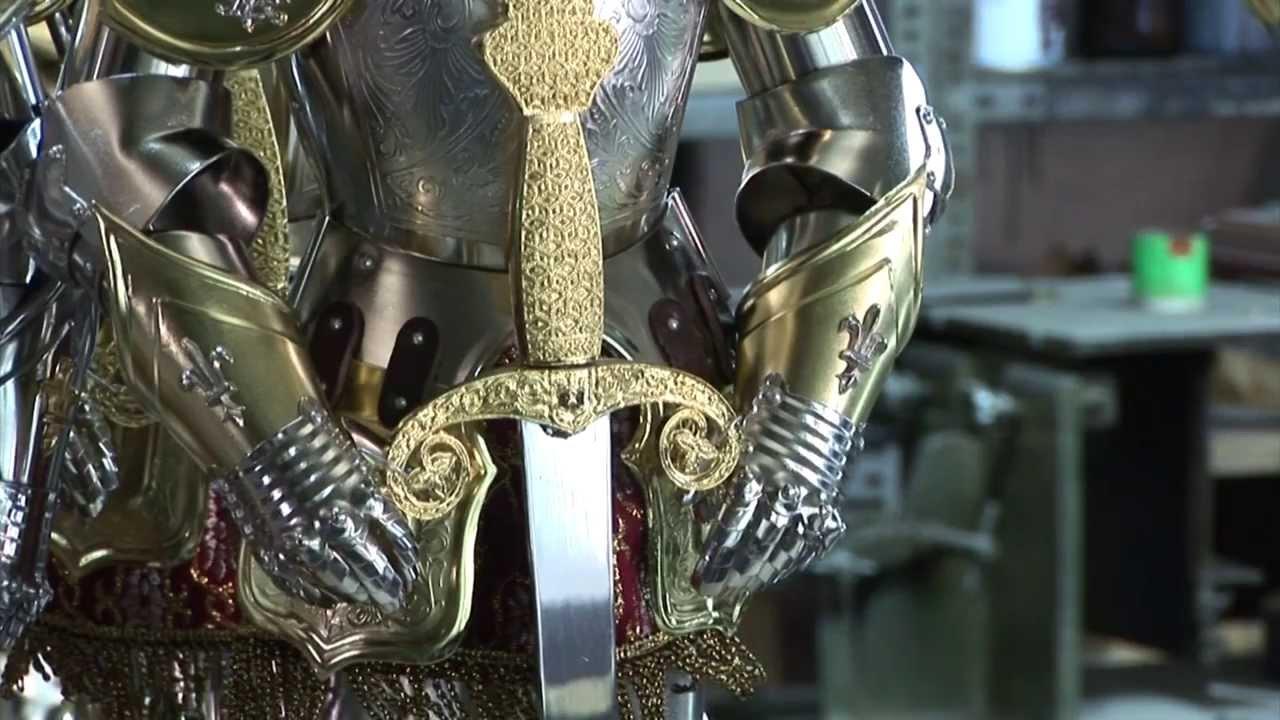 Espadas y Damasquinado en Toledo
