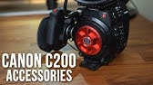 Rigging the Canon C200: SmallRig Review - YouTube