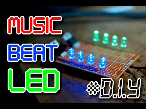 Music Beat LED Demo
