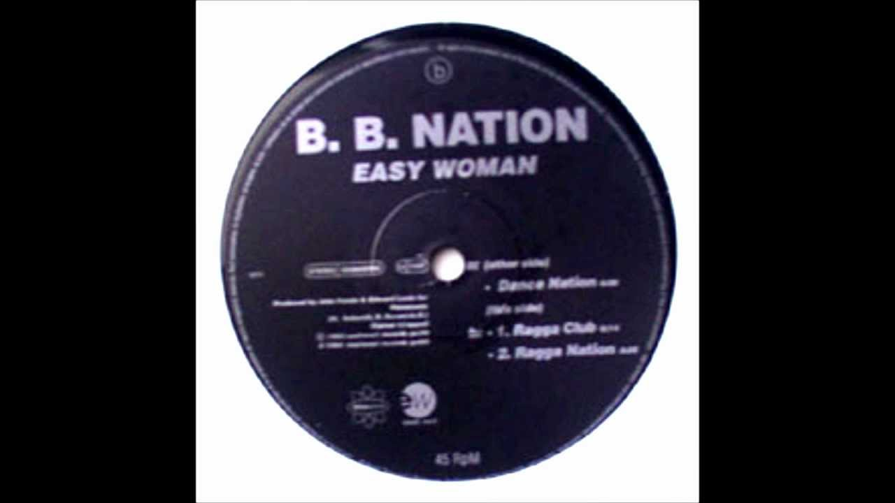 Download B.B Nation - Easy Woman (Extended Nation Mix)