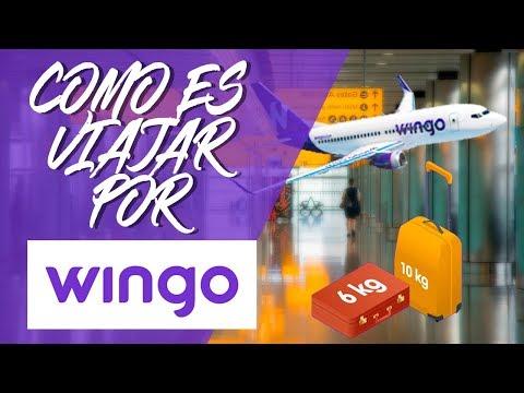 Como es Viajar Por Wingo