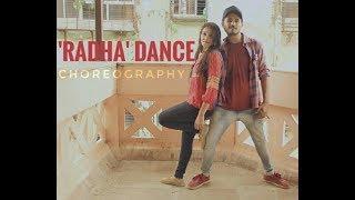 'Radha' Dance Choreography |Kapil Samtani|Teena Ahuja|SSDC
