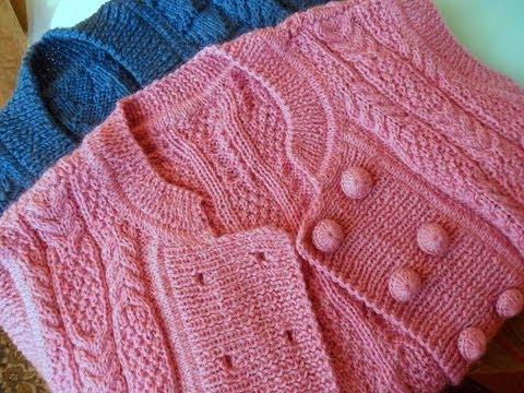 Knitting by Svetlana Shevchenko - Вязание спицами Светланы Шевченко