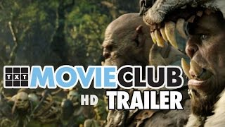 Warcraft official movie trailer (2016) Adventure Video Game Film