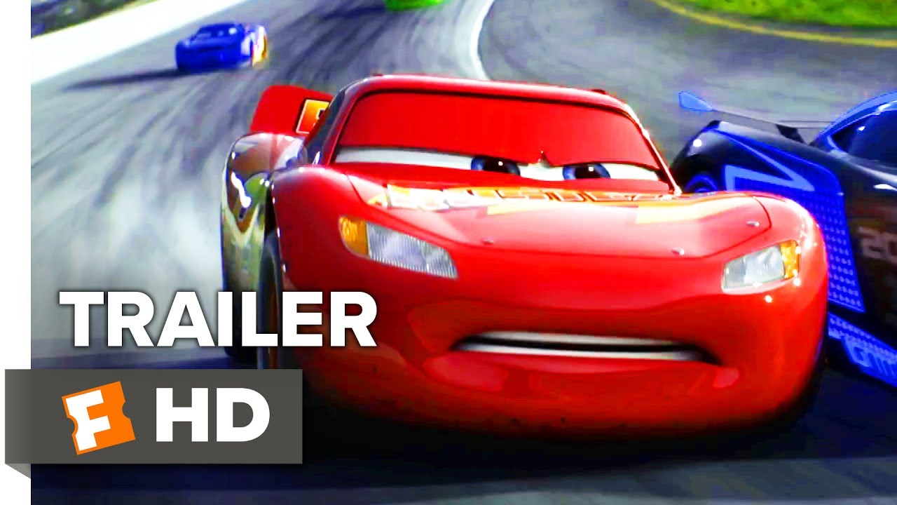 Cars 3 Trailer | 'The Limit' | (2017) | Movieclips Trailers - YouTube