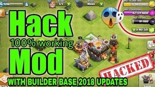 How to download Clash of clans(coc) hack mod apk server|100%working||unlimited coins+elixir+gems||