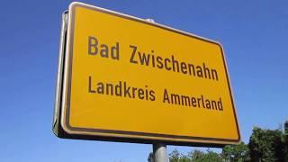Spaziergang in Bad Zwischenahn durch den Kurort in LK  Ammerland