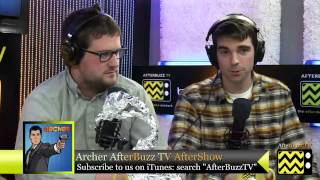"Archer After Show Season 4 Episode 1 ""Fugue and Riffs"" 