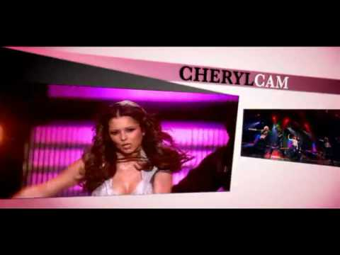 Girls Aloud (Cheryl Cam) - Revolution In The Head (Out Of Control Tour 2009)