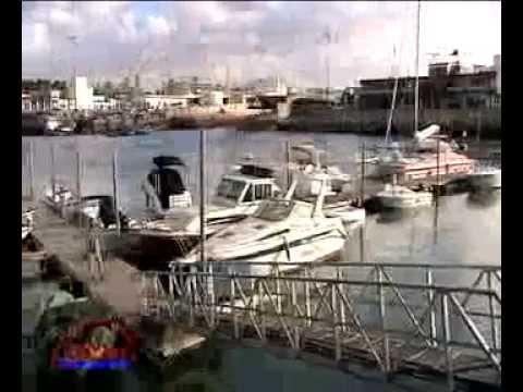 السلسلة الوثائقية محطات بحرية  (Escales maritimes Mohammadia l (Fedala la maritime