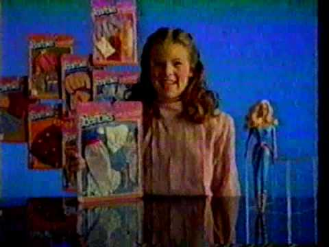 1980s Barbie Twice as Nice Fashion Collection Commercial