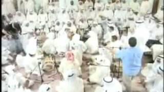 فن شعبي فرقة العميري حدادي نهام الفنان سلمان العماري
