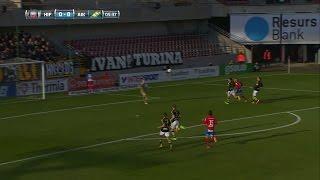 Höjdpunkter: Jordan Larsson sänkte AIK med två mål - TV4 Sport
