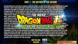 dragon ball super broly movie trailer english sub