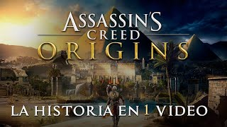 Assassin's Creed Origins: La Historia en 1 Video