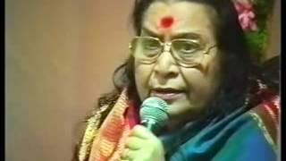 Shri Mataji Music Poetry Dance (Indian Western) Birthday Celebration 1998 Delhi India (Sahaja Yoga)