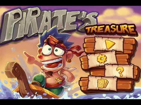 Pirate's Treasure Android HD GamePlay Trailer [Game For Kids]
