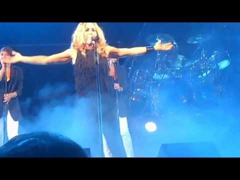Alexia - Rumore - Live Tour - 20/8/2013 Avezzano  AQ
