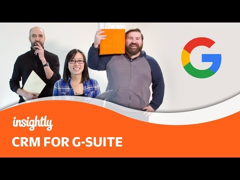 Insightly For Google