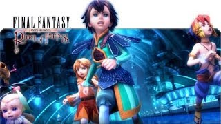 Final Fantasy Crystal Chronicles: Ring of Fates Opening