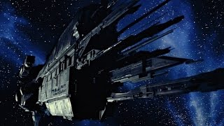 Top 5 Most Cool Designs Spaceships from the movie and games