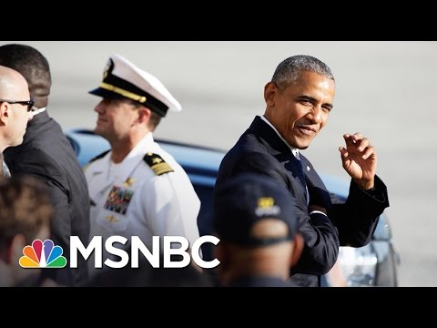 President Obama Reflects On White House In New 5-Part Interview | Morning Joe | MSNBC