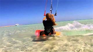 Basic Kiteboarding Tricks 2. Transition Jumps