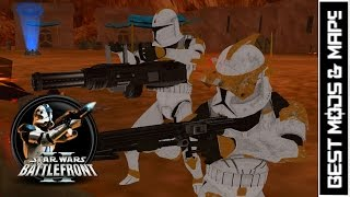 Star Wars Battlefront II (PC) HD: Best Mods & Maps: Ryloth: Nabat | Clone Wars