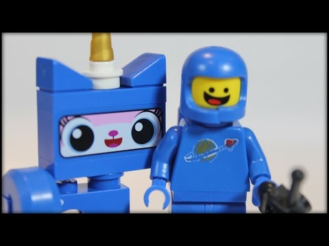 Lego Movie BENNY'S Spaceship, Spaceship, SPACESHIP! Set Review
